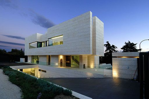 A-cero Northern Madrid House