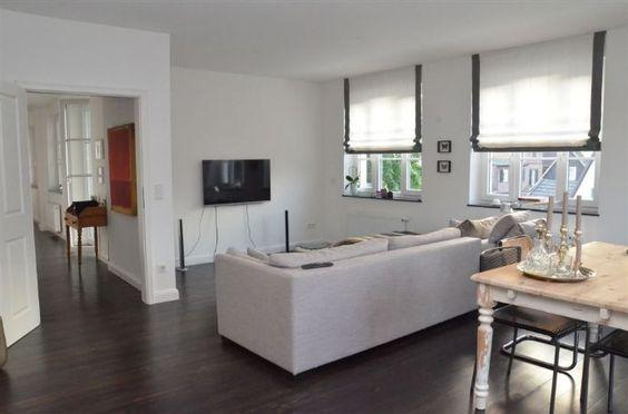 Wohn- \ Essbereich Wohnzimmer \/\/ Living Room Pinterest - wohnzimmer mit essbereich