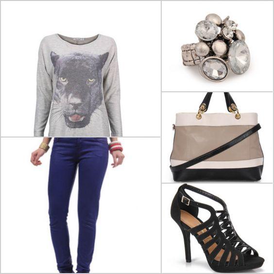 A calça color continua com tudo!  http://tempodemoda.climatempo.com.br/Salvador
