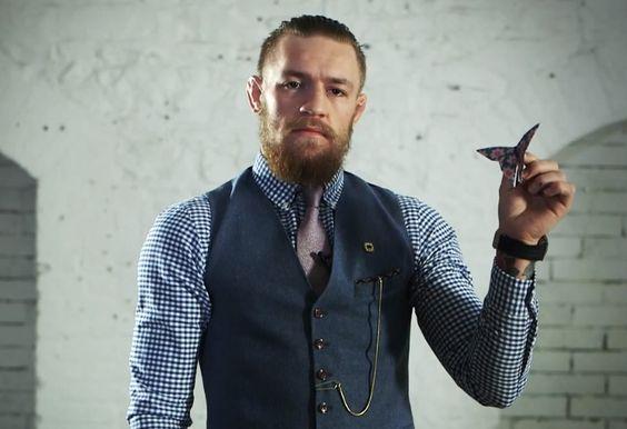 conor mcgregor suit