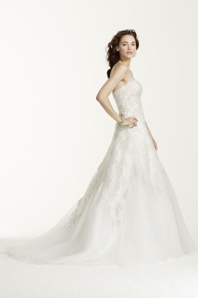 Dreams really do come true look and feel like the for David s bridal princess wedding dresses
