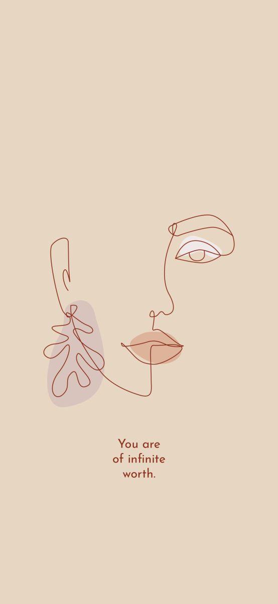 Flip Your Life In 2021 Art Wallpaper Iphone Abstract Line Art Drawing Wallpaper