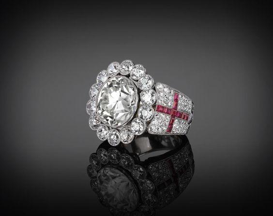 Pope Paul VI's Diamond Ring