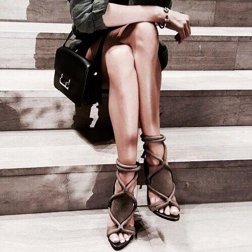 Image de fashion, heels, and shoes