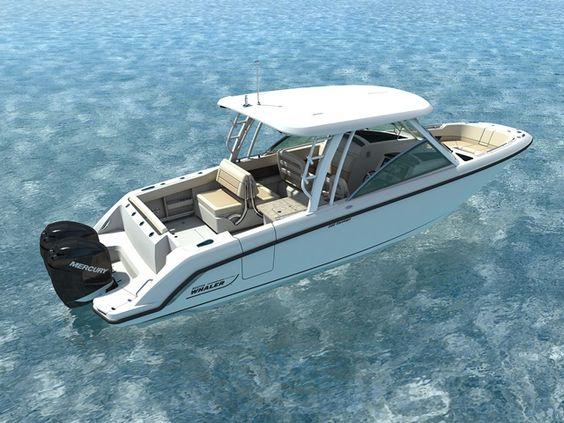 Boston Whaler | 320 Vantage Boat | Dual Console Boats | Power Boats