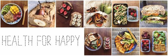 Health for Happy - food