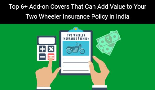 Add On Covers That Add Value To Your 2 Wheeler Bike Insurance In