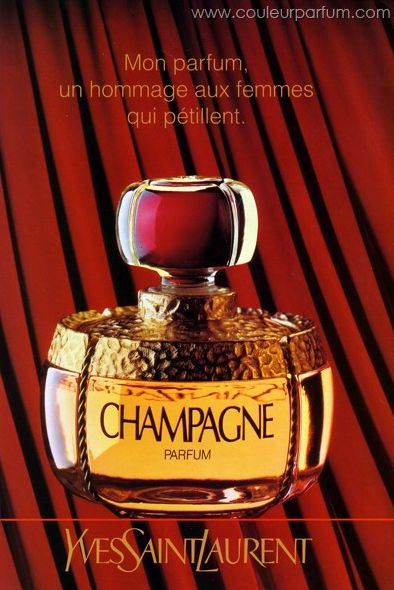 Yves Saint Laurent Yvresse (Champagne)   The Non-Blonde