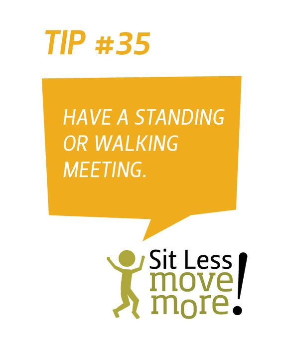 Move More Tip #35
