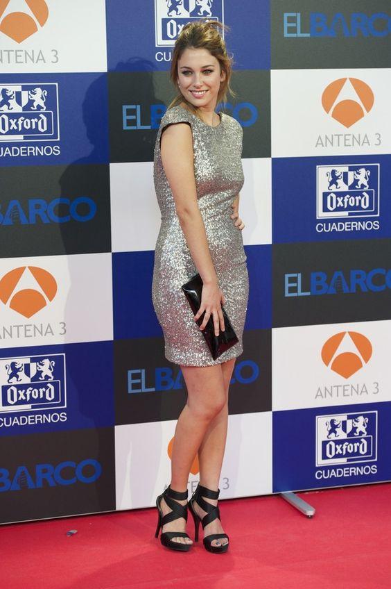 Blanca Suarez - 'El Barco' Premiere in Madrid