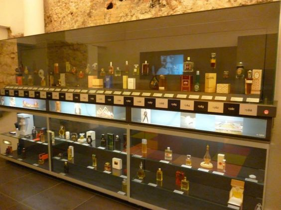 Le Musée International de la Parfumerie MIP