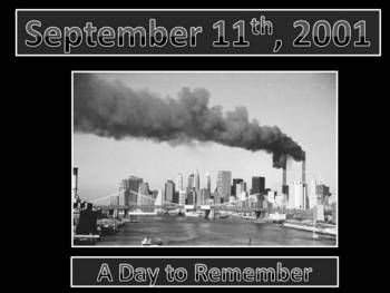 This 17 slide interactive powerpoint covers that fateful day back in 2001.  It includes a timeline for The World Trade Center, The Pentagon, and Th...