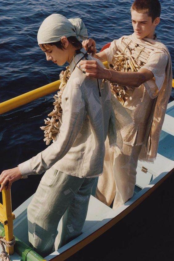 Loewe Spring/Summer 2017 Menswear Collection