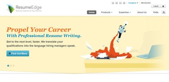ResumeEdge help you create engaging resumes, cover letters, and - resume edge