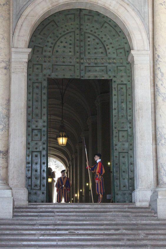 Ingressi del Vaticano - Roma - 2011