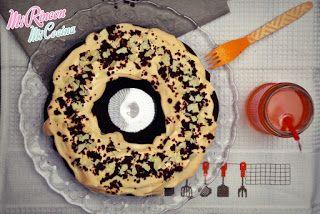 Mi Rincón, Mi Cocina - Repostería Creativa y Tradicional, Salados - Recetas de cocina: Bundt cake de naranja y chocolate, Concurso 1º aniversario I Love Bundt Cakes   Orange and chocolate Bundt Cake