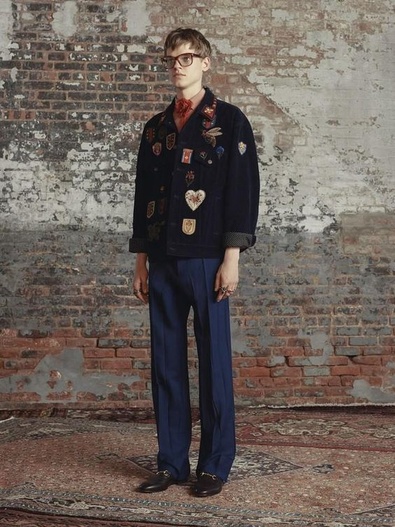 Gucci Resort 2016 Collection - Male Fashion Trends