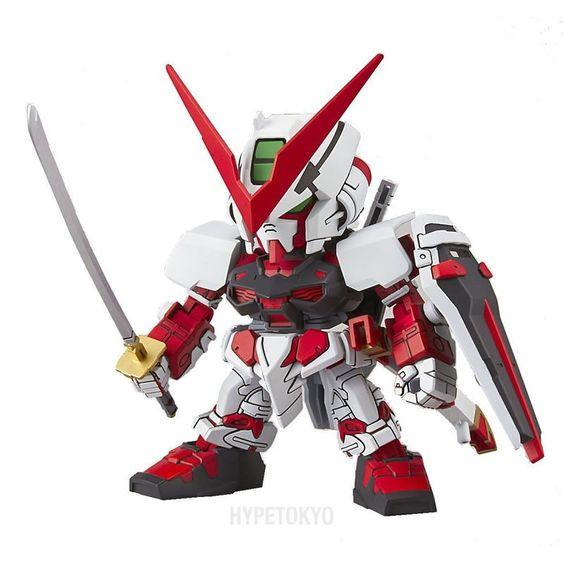 Gundam Seed Vs Astray SD GUNDAM EX-STANDARD : Gundam Astray Red Frame
