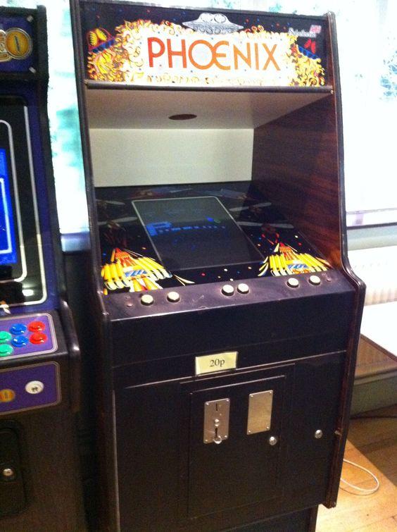 uk phoenix cabinet arcade games arcade console arcade