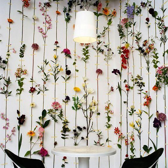 Virágerdő