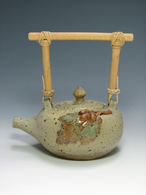 Teapot by All That Glissons, via Flickr
