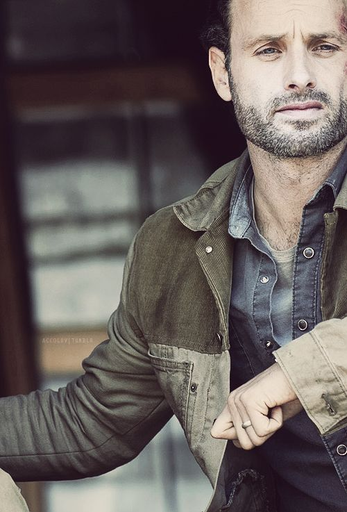 rick grimes andrew lincoln - photo #26