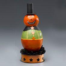 Top Hat Pumpkin