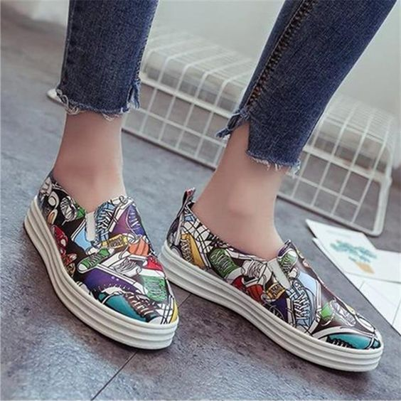 32 Comfort Shoes For Ending Your Spring shoes womenshoes footwear shoestrends