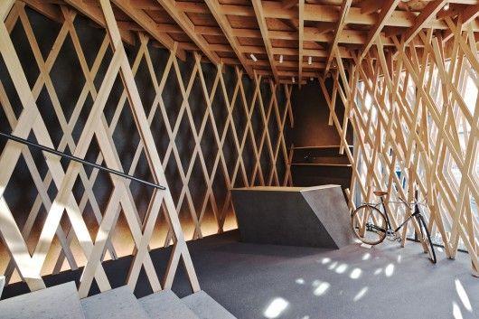 SunnyHills at Minami-Aoyama / Kengo Kuma & Associates   ArchDaily
