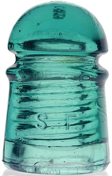 Glass Insulator: CD 102 - S.F.