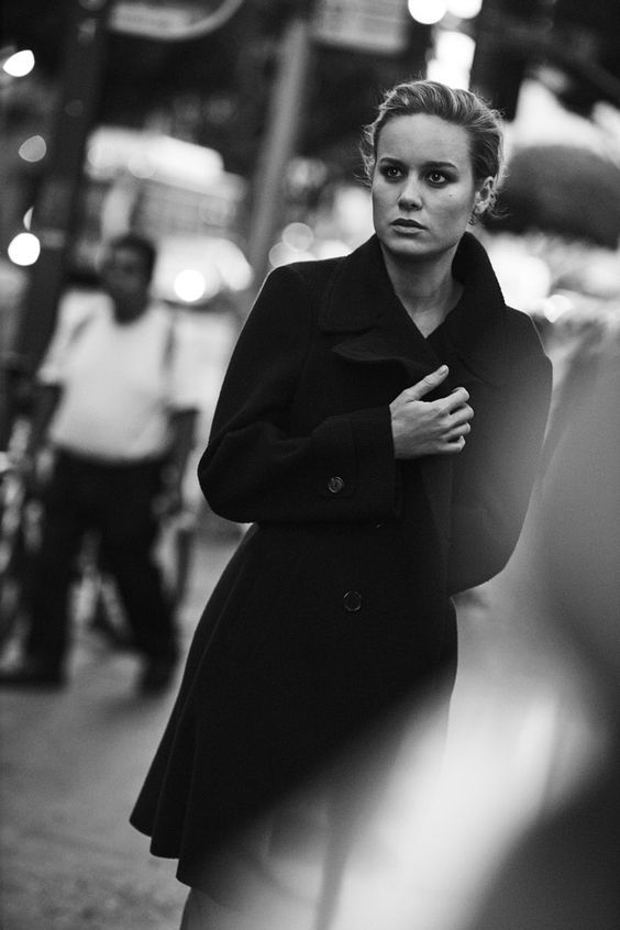 Peter Lindbergh | Brie Larson, W Magazine, The Movie Issue, February 2016, Best Performances | Edward Enninful, Odile Gilbert, Stéphane Marais