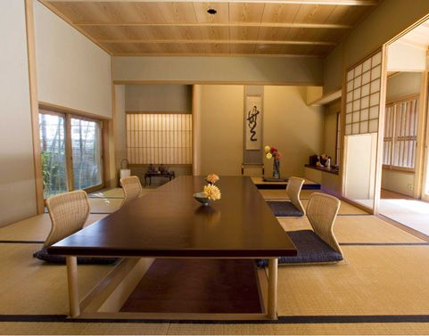 Unexpected Ways Japanese Style Dining Tables Give Your Interior Identity |  Japanese Style, Japanese And Interiors