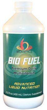 Biometics Bio Fuel Premium Multi Vitamin Powerful Nutrition to Fuel Your Body