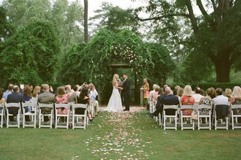casamento no campo simples e barato - Pesquisa Google