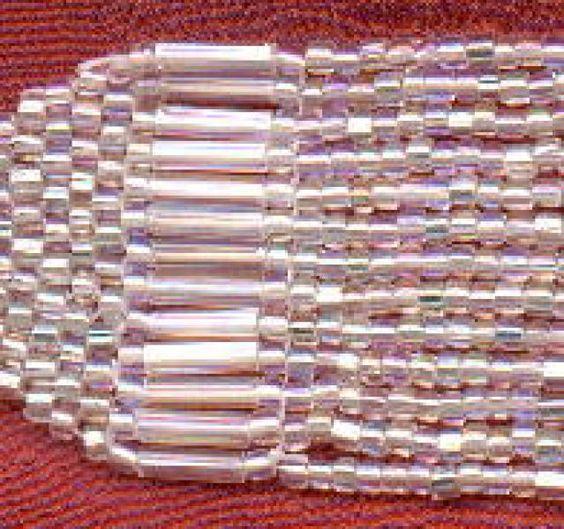 Bricks and Strands Beaded Bracelet: Bricks and Strands Beaded Bracelet Close Up