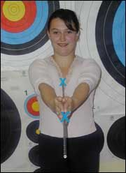 Beginners Archery - this website tells you about types, how to pick a beginners bow (ie the measurements you need, right handed or left handed etc)