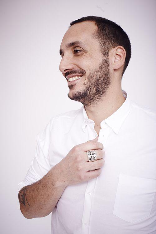 Portrait Guillaume Salmon - Maison Standards