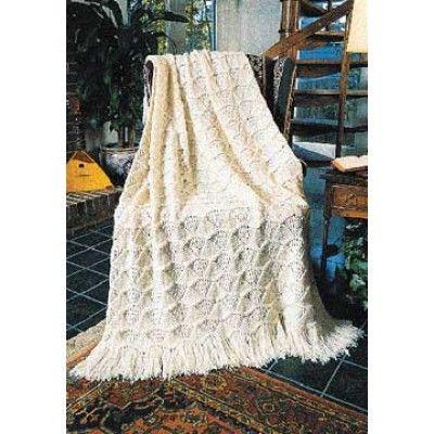 Patons Free Crochet Afghan Patterns : Snowbird Afghan - Patons - Free Pattern - Yarnspirations ...