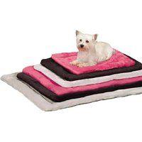 Cheap Slumber Pet Glacier Plush Bed Mat 32 by 20-Inch Raspberry sale