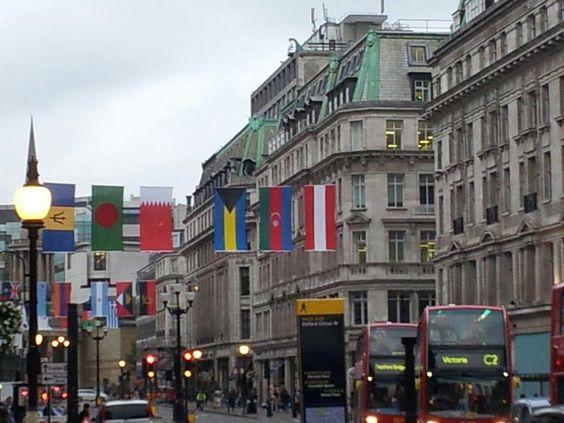 Flag's up for Olympics. Team BAHAMAS. LETS GO!!