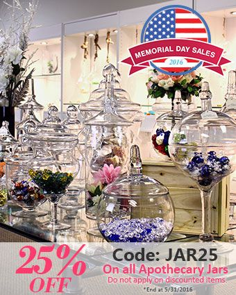 Glass Vases Wholesale | Apothecary Jar | Plant Terrarium | Discount Vases, Wedding, Party Supplies Event Decor | Vasemarket