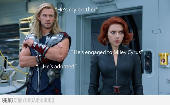 Even The Avengers can't believe it!