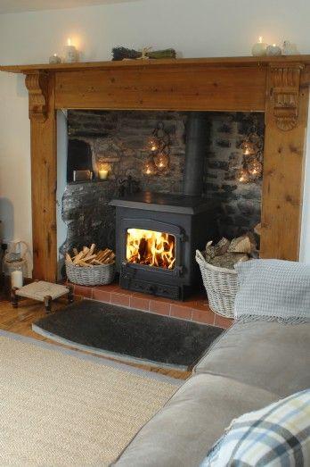 Remote Luxury Coastal Cottage in North Cornwall