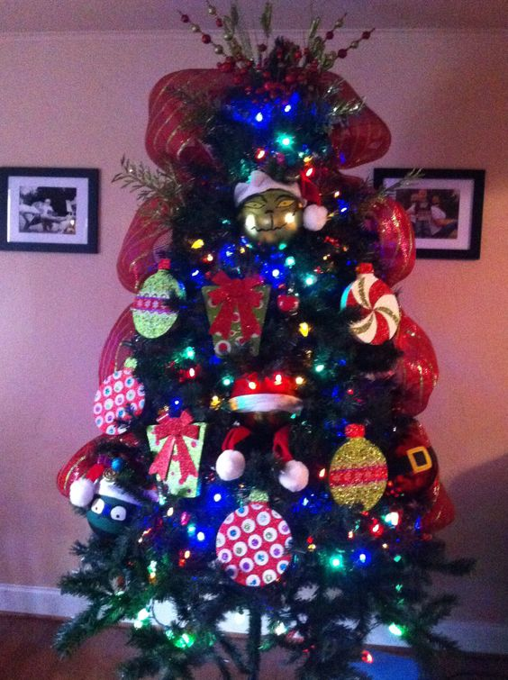 A Merry Grinch Christmas...