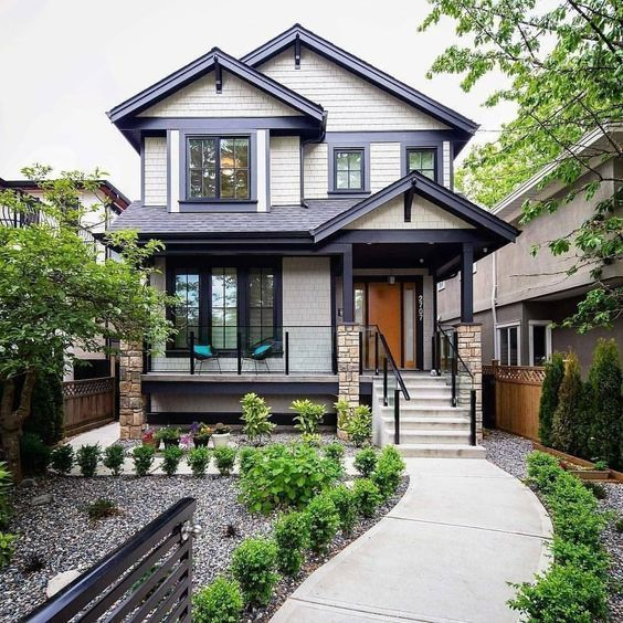 20 Beautiful Small And Award Winning Designs Architecturian House Exterior Dream House Exterior House Designs Exterior