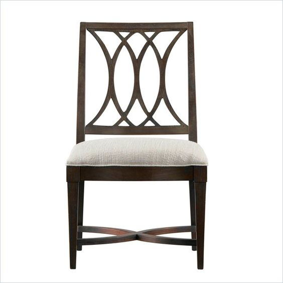 Coastal Living Resort-Heritage Coast Side Chair in Channel Marker - 062-11-60