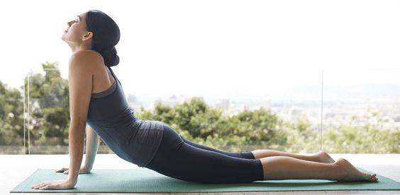 Der Nacken ist verspannt, der untere Rücken schmerzt auch - bevor ihr euch jetzt fragt: Liegt das vielleicht am Alter? - macht lieber was dagegen...