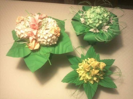 Stupende decorazioni floreali in origami per... a Malegno - Kijiji: Annunci di eBay