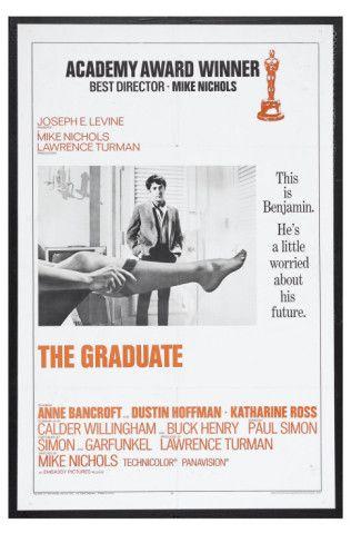 The Graduate, 1967 Premium Poster