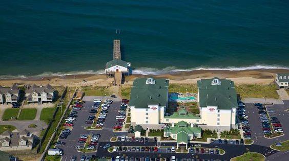 Hilton Garden Inn Outer Banks/Kitty Hawk Hotel, NC - Arerial View